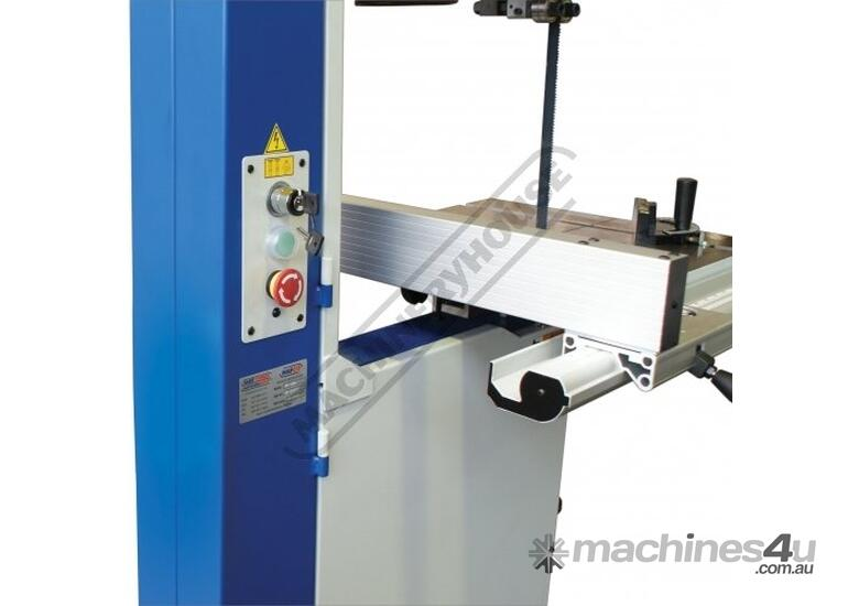BP-480 Wood Band Saw 465mm Throat x 310mm Height Capacity Includes 240V Safety Brake Motor