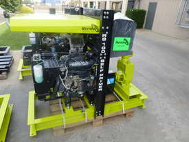 Remko RS100 Pumpset with Weather Protection - picture1' - Click to enlarge
