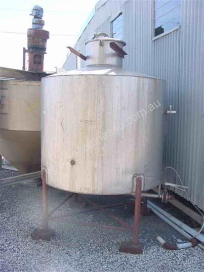 Stainless Tanks and Silos