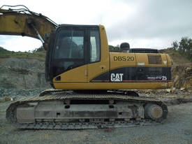 Caterpillar 322BL Wrecker