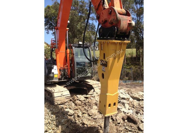 O.S.A 7t-12t EXCAVATOR ROCK BREAKERS