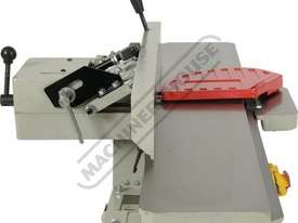 PT-6 Planer Jointer 150mm Width Capacity 8mm Rebate Capacity - picture13' - Click to enlarge
