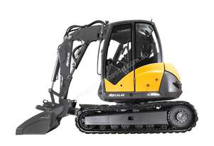 NEW MECALAC 8MCR HIGH SPEED EXCAVATOR LOADER