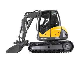 NEW MECALAC 8MCR HIGH SPEED EXCAVATOR LOADER - picture0' - Click to enlarge
