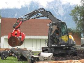 NEW MECALAC 8MCR HIGH SPEED EXCAVATOR LOADER - picture5' - Click to enlarge
