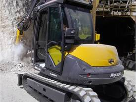 NEW MECALAC 8MCR HIGH SPEED EXCAVATOR LOADER - picture6' - Click to enlarge