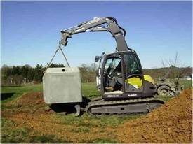 NEW MECALAC 8MCR HIGH SPEED EXCAVATOR LOADER - picture8' - Click to enlarge