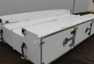 BELLY BOX SINGLE COMPARTMENT
