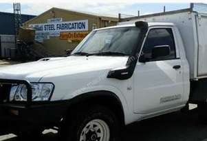 2009 NISSAN Patrol GU 6 MY08 DX 2 Door Ute
