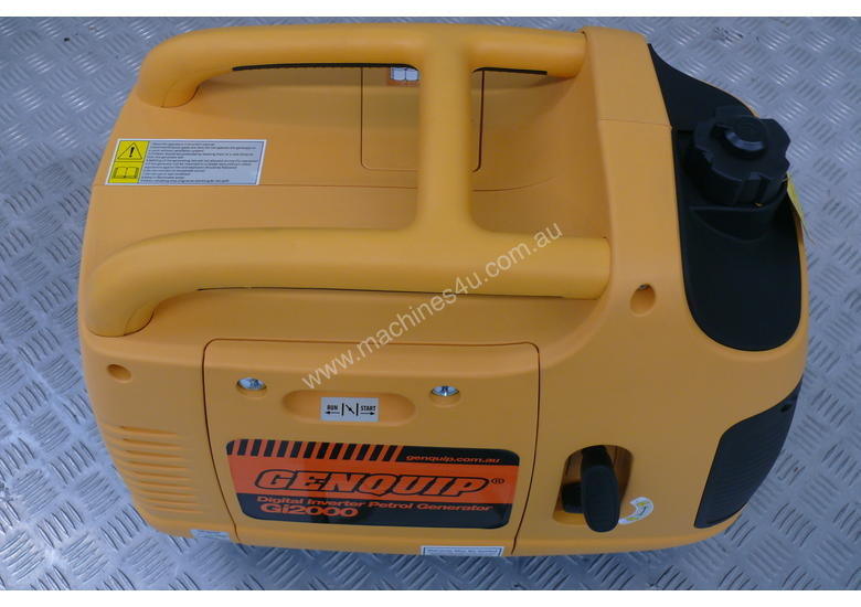 GENQUIP GI2000 INVERTER GENERATOR REDUCED FROM $1,199.00