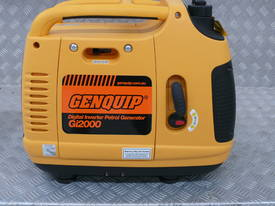 GENQUIP GI2000 INVERTER GENERATOR - picture2' - Click to enlarge