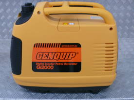 GENQUIP GI2000 INVERTER GENERATOR - picture5' - Click to enlarge