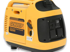 GENQUIP GI2000 INVERTER GENERATOR - picture1' - Click to enlarge