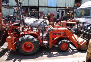 Kubota   b2150 , low 1100hrs ,