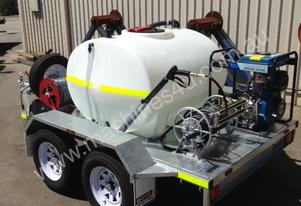 Welding Solutions PRESSURE WASHER TRAILER HIRE