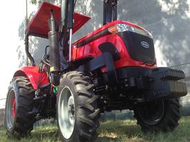 WHM 53HP 4WD Tractor with 4:1 Self Levelling Front End Loader - picture0' - Click to enlarge