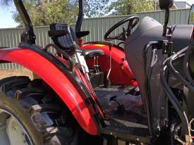 WHM 53HP 4WD Tractor with FEL - picture15' - Click to enlarge