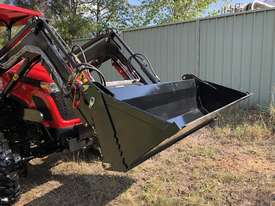 WHM 53HP 4WD Tractor with FEL - picture17' - Click to enlarge