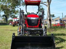 WHM 53HP 4WD Tractor with FEL - picture4' - Click to enlarge