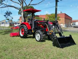 WHM 53HP 4WD Tractor with FEL - picture5' - Click to enlarge