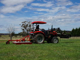 WHM 53HP 4WD Tractor with FEL - picture9' - Click to enlarge