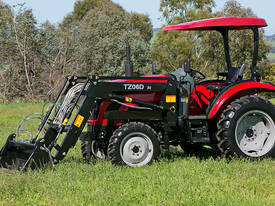 WHM 53HP 4WD Tractor with FEL - picture3' - Click to enlarge
