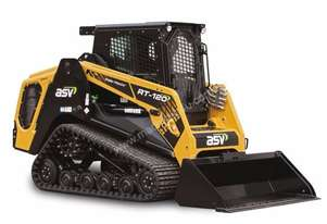 ASV  RT-120/RT-120-F Skid Steer Loader