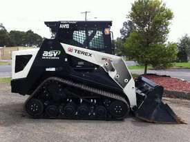 Terex PT100 Skid Steer Loader