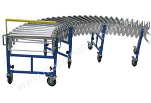 Expandable Roller Conveyor 450mm Width