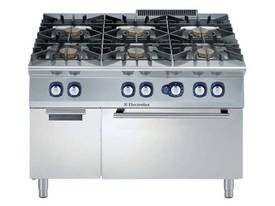 Electrolux 6 Burner Gas Range with Gas Oven