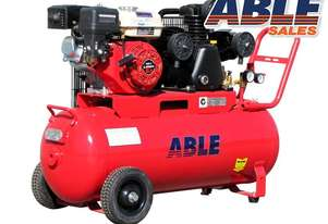 Petrol Air Compressor 6.5HP 100LT 18CFM 145PSI