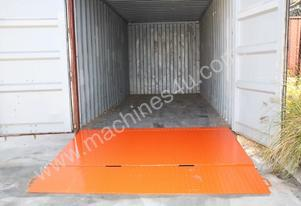 Forklift Container Ramp 6500kg Stock Brisbane