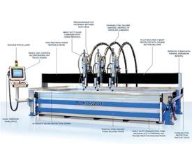 Wolrd class water jet cutting - picture1' - Click to enlarge