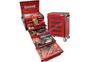 SCMT10109RED -317 PCE METRIC/AF TOOL KIT