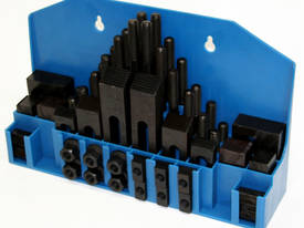 Clamping Kit - 58 Piece - 16mm T-Slot, M14 Thread.