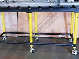 TMLB12 BuildPro Leg Brace Assembly Suits 1160 x 1000-1150mm Tables - picture4' - Click to enlarge