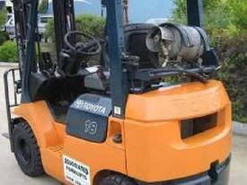 TOYOTA 42-7FG18  LPG forklift with **LOW Hours** - picture2' - Click to enlarge