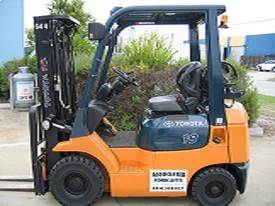 TOYOTA 42-7FG18  LPG forklift with **LOW Hours** - picture1' - Click to enlarge