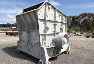Used Hazemag Horizontal Shaft Impactor