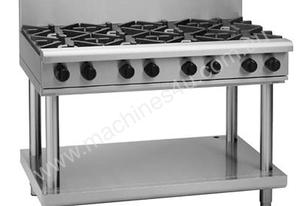Waldorf 800 Series RN8800G-LS - 1200mm Gas Cooktop