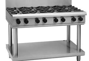 Waldorf 800 Series RN8800G-LS - 1200mm Gas Cooktop `` Leg Stand