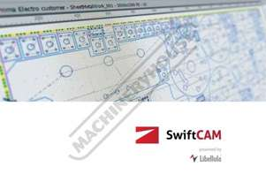 P9050 SwiftCAM Level 1 Software  Second License