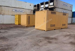 20 ft Dangerous Goods Shipping Container