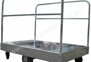Galvanised Bulky Goods Trolley 450Kg