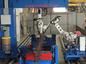 Zeman Compact Steel Beam Assembly Machine - picture8' - Click to enlarge