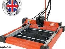 SWIFTY Compact CNC Plasma Cutting Table Water Tray