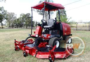 Toro Groundmaster 4100-D Wide Area mower Lawn Equipment