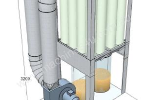 Airtight Solutions T-500 dust collector