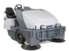Nilfisk SW8000 Ride on Sweeper LPG & Diesel - picture0' - Click to enlarge