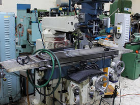 Cougar RC 5VHL Turret Milling Machine
